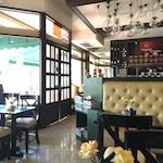 ผมแนะนำร้าน Cafe Sinouk เมื่อไปกงศุลไทยที่เวียงจันทน์เพื่อขอวีซ่า